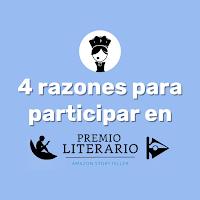razones para participar en el premio literario amazon