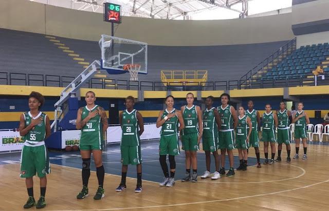 UNINASSAU/América vence Maranhão e se isola na liderança