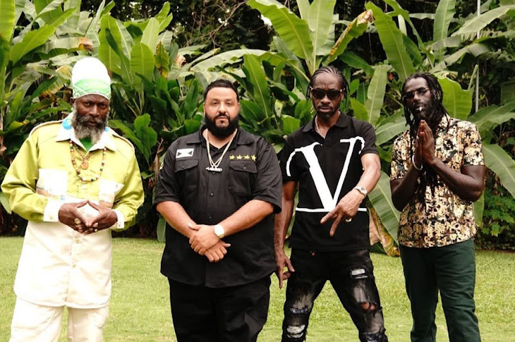 Watch: DJ Khaled - Where You Come From