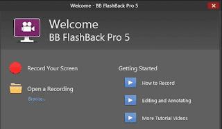 برنامج FlashBack Pro