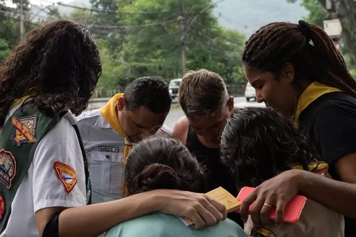 Especialidades Respondidas da Area de Atividades Missionarias