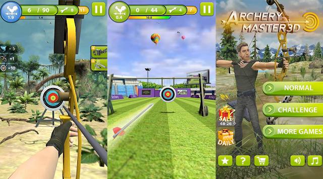 Archery Master 3D Mod Apk Gratis Terbaru