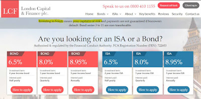 LCF Mini Bonds or ISA? Investor Confusion over FCA Terminology