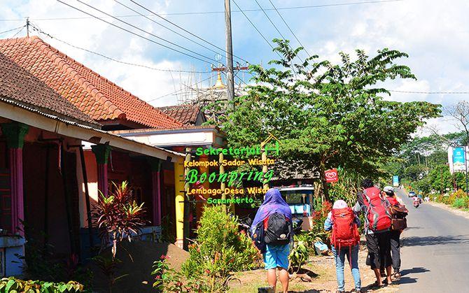 Mengunjungi Desa Wisata Sanankerto