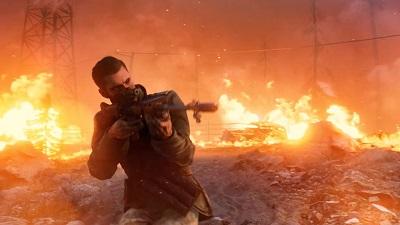 Battlefield V Firestorm Review | Gameplay