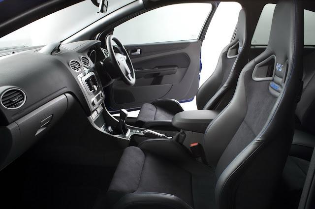 【鍵盤車訊】樸實無華,但熱血的性能鋼砲 --- Ford Focus ST225 - 福特六和未能引進 Ford Focus RS
