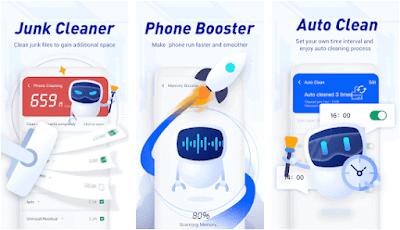 Aplikasi iclean untuk android