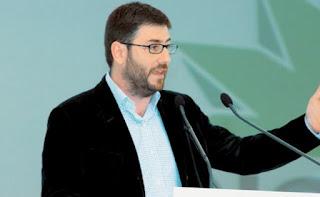 Ερώτηση Νίκου Ανδρουλάκη για τις Αλβανικές προκλήσεις