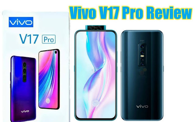 Vivo V17 Pro price features