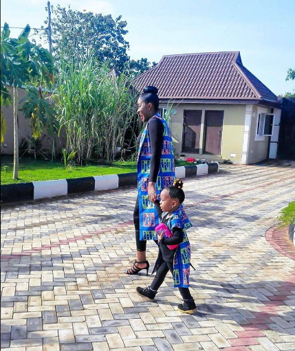 In Pictures Nollywood S First Politician Daughter Chacha