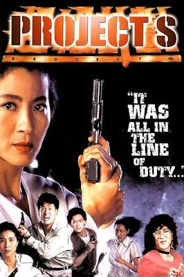 Nữ Cảnh Sát Hoàng Gia - Once A Cop (1993)