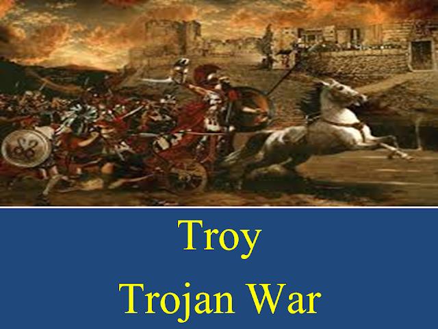 Trojan War - Troy
