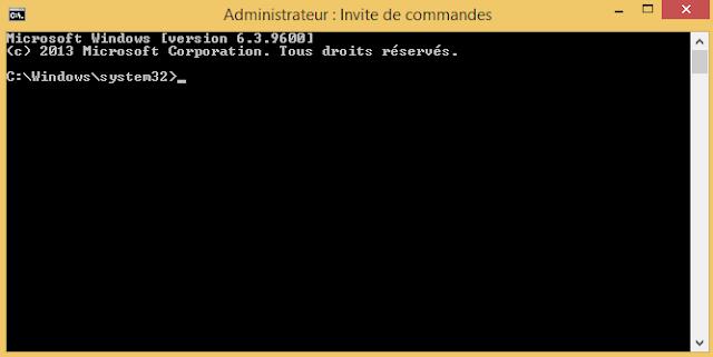 Windows 8, trucs et astuces, mode sans échec, invite de commandes, administration,  shutdown