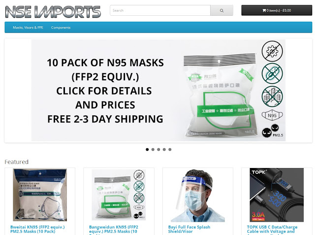 Visit our new shp at nseimports.co.uk