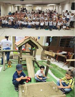 Celebração da Mobilização Social de Miracatu