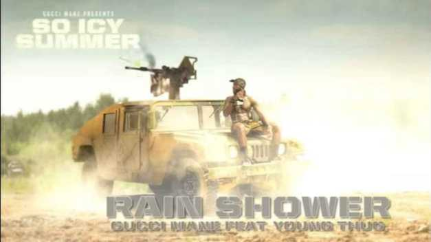 Gucci Mane - Rain Shower Lyrics