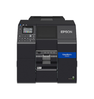 Epson ColorWorks CW-C6000P Driver Download