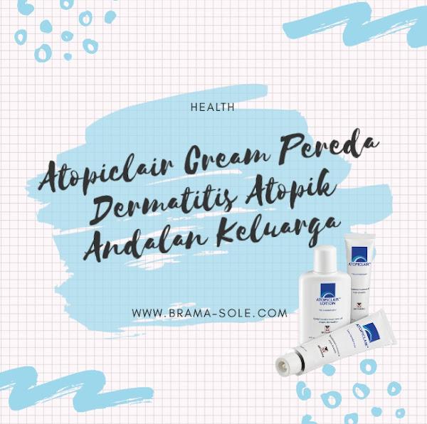 Atopiclair Cream Pereda Dermatitis Atopik Andalan Keluarga