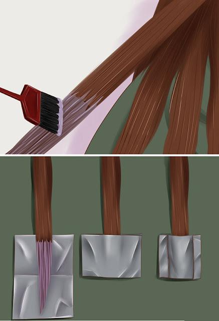 Làm thế nào để tự nhuộm màu cho mái tóc của mình ngay tại nhà