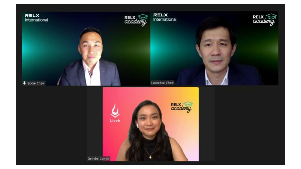 RELX International partners with Liyab to roll out PH-first RELX Academy