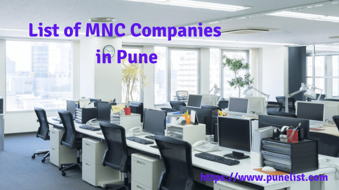 MNC Companies in Pune