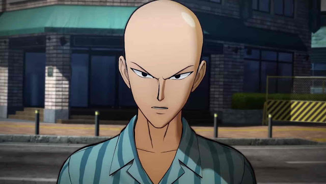 Game One-Punch Man: A Hero Nobody Knows Dirilis 27 Februari 2020