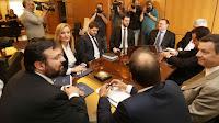 Συνάντηση του Υφυπουργού Αθλητισμού με την ΑΕΚ, τον ΟΣΦΠ, τον ΠΑΟ και τον ΠΑΟΚ πραγματοποιήθηκε σήμερα