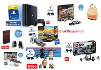 Logo UCI Cinemas Star Wars Quiz : vinci gratis Funko, Tribe, Hasbro, Lego, Power Bank e PS 4
