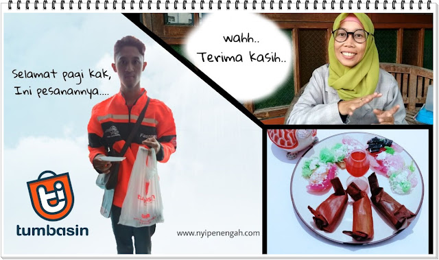 founder tumbas in aplikasi belanja sayur online semarang bayu mahendra saubig startup pasar tradisional