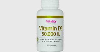 الاعراض الجانبية لحبوب فيتامين د 50000