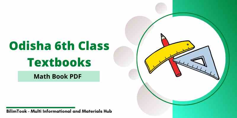 Odisha 6th Class Math Book PDF Download 2021