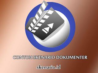 skenario film dokumenter