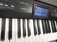 Casio CGP700 digital piano review - AZPianoNews.com