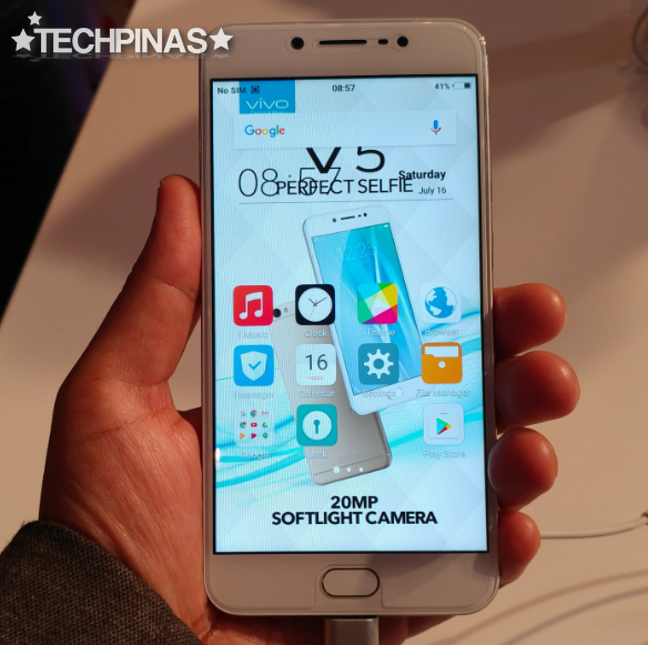 Vivo V5 Philippines Price is Php 12,990, Complete Specs