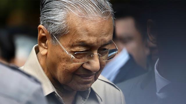 Mahathir Mohamad Dirikan Partai Politik Baru