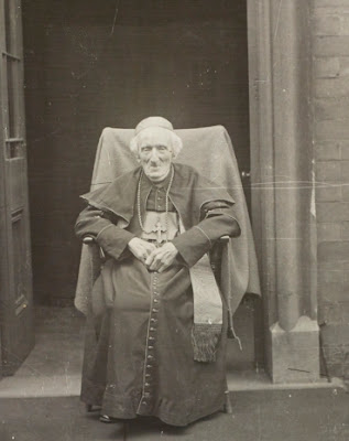 John Henry Newman in May 1890