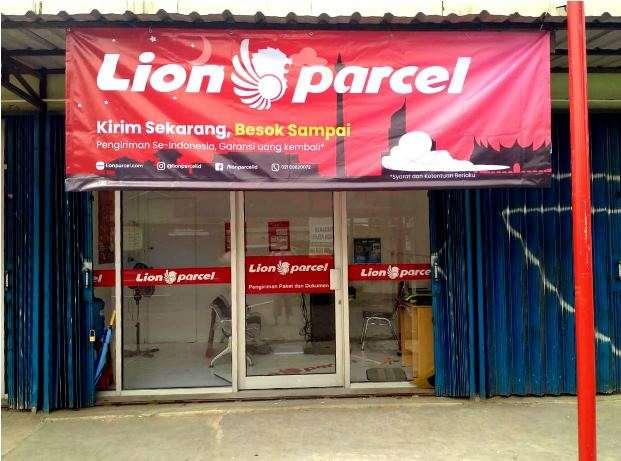 lion parcel magelang