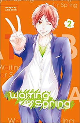 Boy on cover giving the peace sign in school uniform