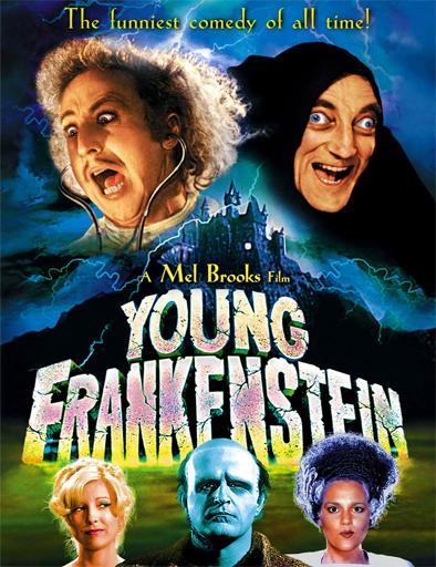 Ver El joven Frankenstein (Young Frankenstein) (1974) Online