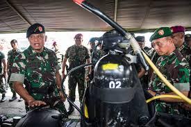 Tangan TNI Udah Pada Getel Pengen Berantas Abu Sayaf Di Filipina