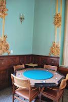 sala de juego del Casino modernista de Novelda