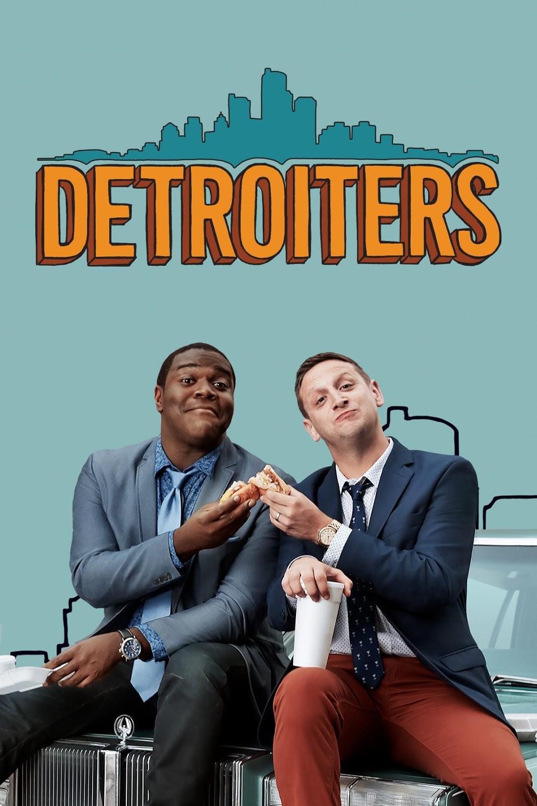 Detroiters S02E02 HD 720p – 480p [English]