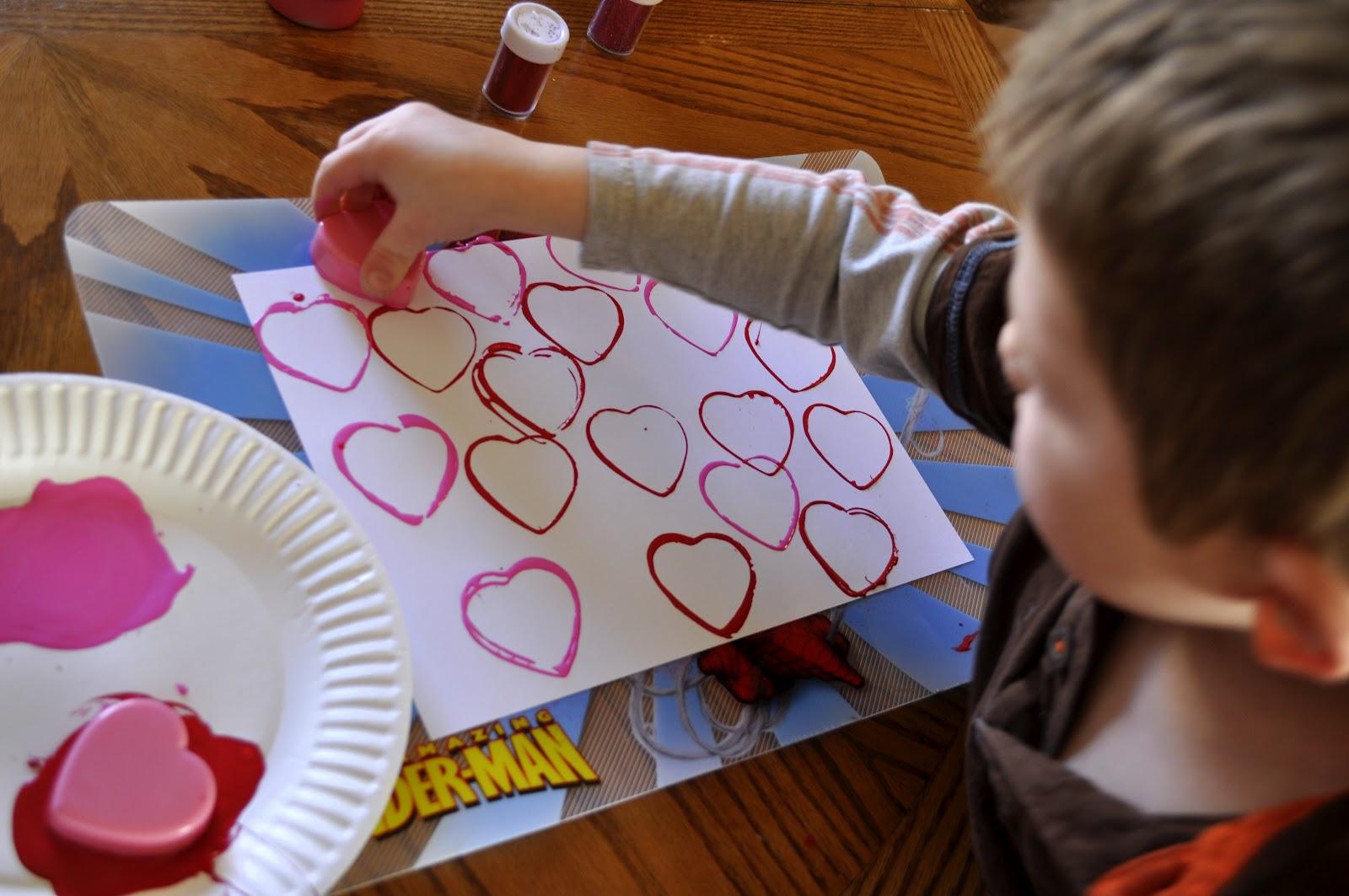 Valentine S Activities How Much Is A Heart Worth Broken