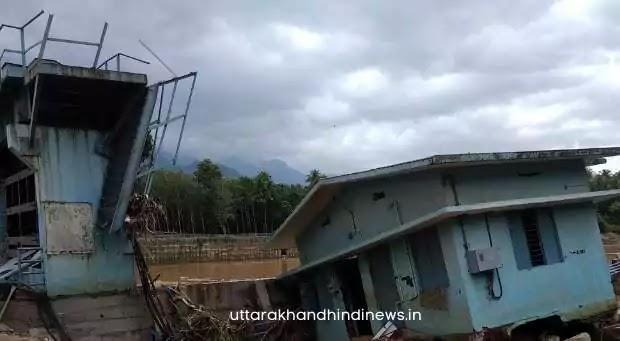 Cloudburst In Pithoragrah : बादल फटने से 5 की मौत 2 लापता
