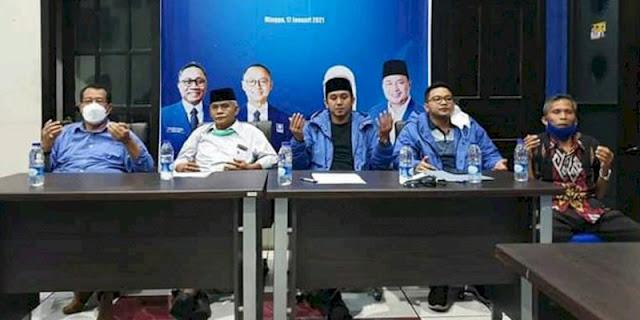 Ditinggal Sekretaris DPD Jelang Pengukuhan, Ada Apa Dengan PAN Kuningan?
