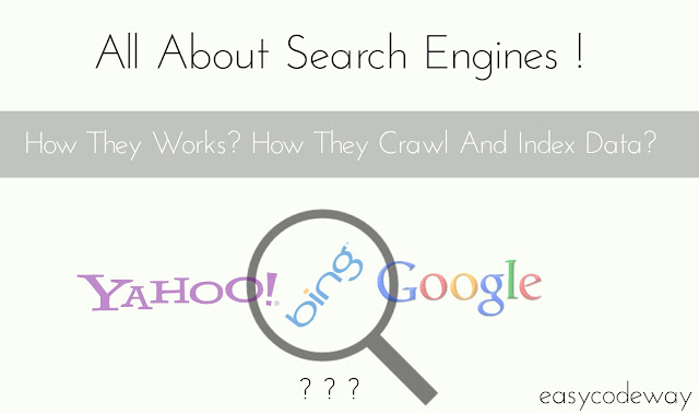 How Search Engine Works. How It Crawl And Index Data