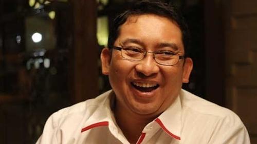 Fadli Zon soal Reshuffle Kabinet: Saya Tak Mungkin Jadi Menteri Jokowi