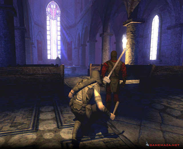 Thief Deadly Shadows Gameplay Screenshot 3