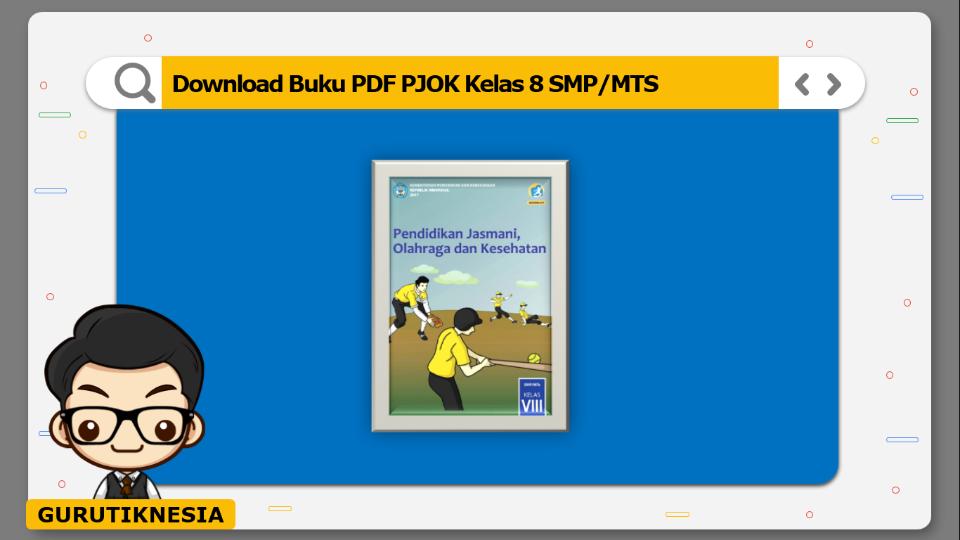 download  buku pdf pjok kelas 8 smp/mts