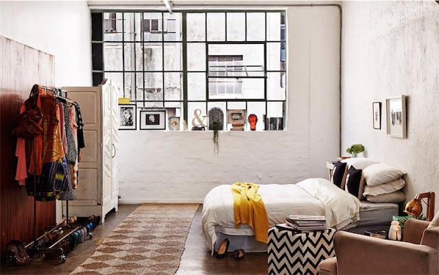dormitorio estilo industrial chicanddeco